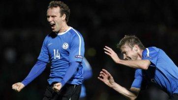 Игрок «Амкара» признан лучшим в Эстонии