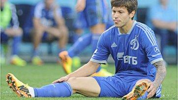 Смолов повздорил с фанатами «Динамо» (видео)