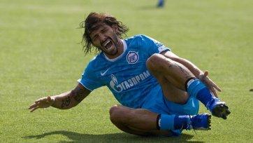 «Зенит» не сможет рассчитывать на ведущих игроков в игре с «Атлетико»