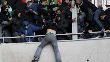 Фанатам «Сент-Этьена» могут запретить выезжать на гостевые матчи команды