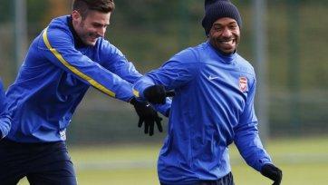 Венгер опроверг слухи о возвращении Анри в «Арсенал»