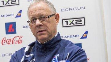 Лагербек продолжит тренировать сборную Исландии