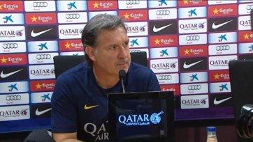 Мартино: «Для меня важен не только результат»