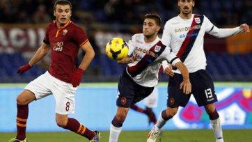 «Рома» вновь играет вничью, «Юве» остается первым