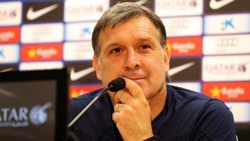 Мартино: «У нас и без Месси достаточно сильных игроков»