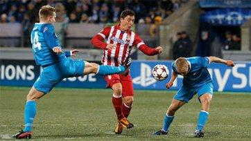 Родригес: «Надеюсь, обыграем «Порту» и порадуем своих болельщиков»