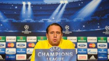 Регекампф: «Теперь мы должны выиграть чемпионат Румынии»