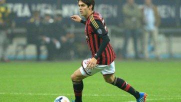 Кака хочет до Рождества забить сто голов за «Милан»