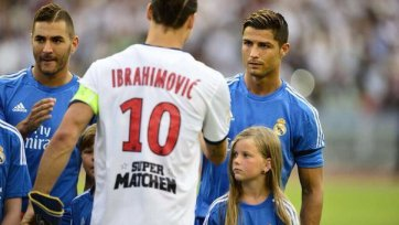 «Реал» договорился с ПСЖ о товарищеском матче