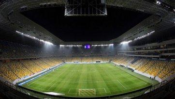 Сборная Украины начнет отбор на ЧМ-2018 года без зрителей