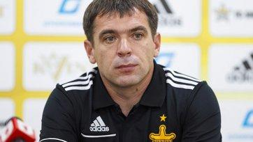 Вячеслав Руснак: «Для нас матч против «Анжи» - это финал»