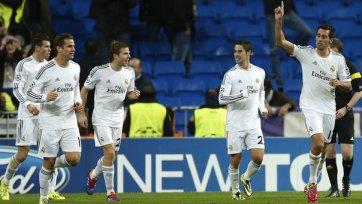 «Реал» вновь громит «Галатасарай»