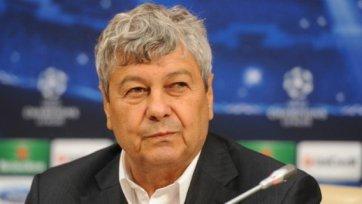 Луческу: «Нужно обыграть «МЮ», других вариантов у нас нет»