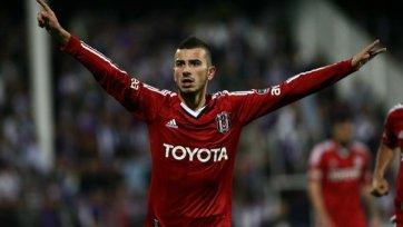 «Интер» проявляет интерес к хавбеку «Бешикташа»