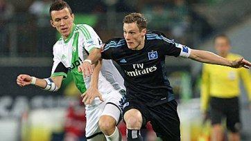 «Вольфсбург» и «Гамбург» победителя не выявили