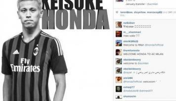 Кейсуке Хонда все ближе к «Милану»