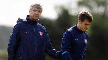 «Арсенал» не расстанется с Рэмзи, не за какие деньги