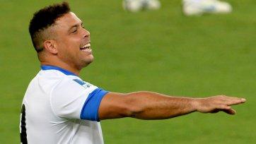 Роналдо: «Никто не захочет пересекаться со сборной Бразилии на ЧМ-2014»