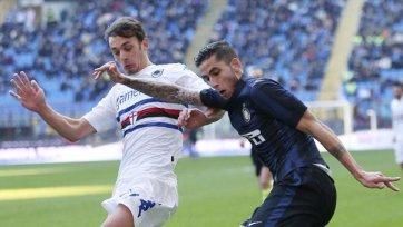 «Интер» упустил победу над «Сампдорией»