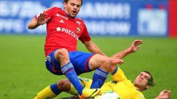 ЦСКА упускает возможность приблизиться к лидерам
