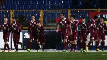«Рубин» выиграл последний домашний матч в этом году