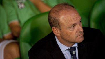 «Бетис» остался без главного тренера