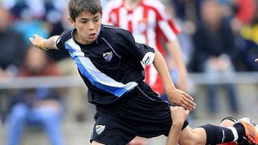 «Манчестер Сити» увел из-под носа «Барселоны» 14-летнего вундеркинда
