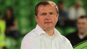 В сборной Чехии новый тренер