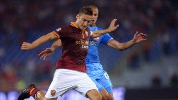 Франческо Тотти может сыграть против «Милана»