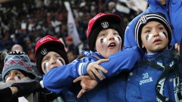 «Ювентус» оштрафован из-за детей, которые оскорбили вратаря «Удинезе»
