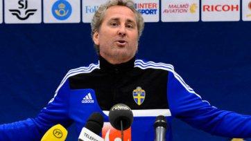 В сборной Швеции перемен ждать не стоит
