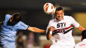Лусио и Элано могут продолжить карьеру в «Палмейрасе»