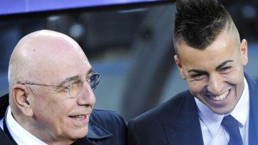 Галлиани: «Травмы – основная причина спада в игре «Милана»