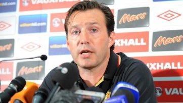 Вильмотс: «Нынешнее поколение бельгийских футболистов – сильнейшее в истории»