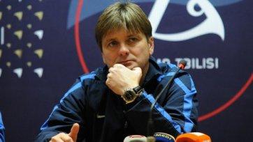 Наставник тбилисского «Динамо» расторг контракт с клубом