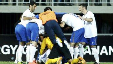 Футболисты сборной Азербайджана два месяца ждут обещанные премиальные