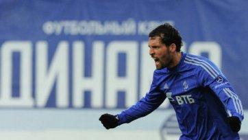 Кевин Кураньи выводит «Динамо» на четвертое место