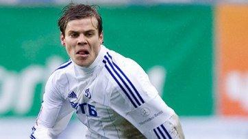 «Динамо» теряет Кокорина