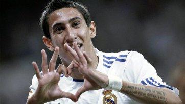 Анхель Ди Мария останется в «Реале»