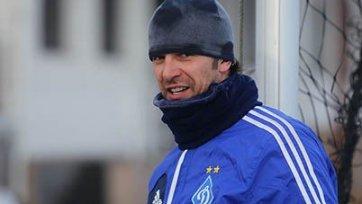 «Динамо» сыграет против «Рапида» в разобранном составе