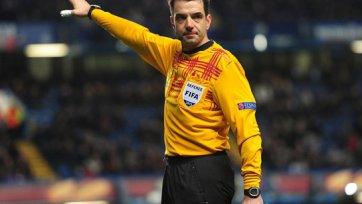 Матч «Аустрия» - «Зенит» доверено обслуживать македонцам