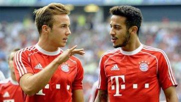 Алькантара: «Я счатлив в Мюнхене»