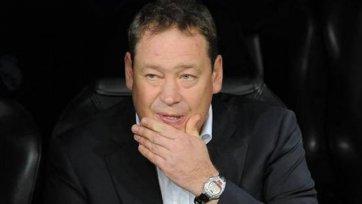 Слуцкий: «Обязаны попасть в плей-офф Лиги Европы»