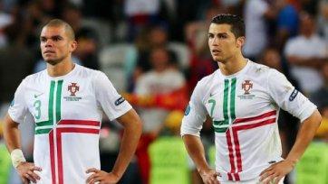 Пепе: «Никто больше не заслуживает «Золотого Мяча», кроме Роналду»
