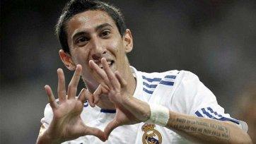 Ди Мария договорился с «Монако», «Реал» пока против перехода