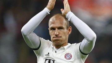 Роббен: «В «Баварии» я счастлив и покидать клуб не хочу»