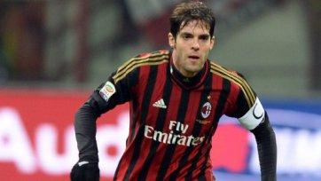 Кака: «Я мечтал вновь надеть футболку «Милана»