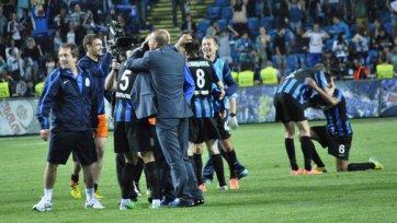 «Черноморец» отправился на матч Лиги Европы раньше обычного