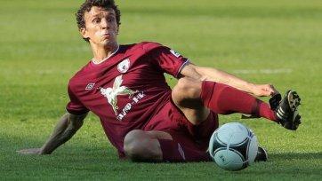 Еременко будет играть за «Рубин» до лета