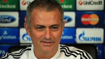 Моуринью: «В этом году «Челси» нельзя отнести к фаворитам ЛЧ»